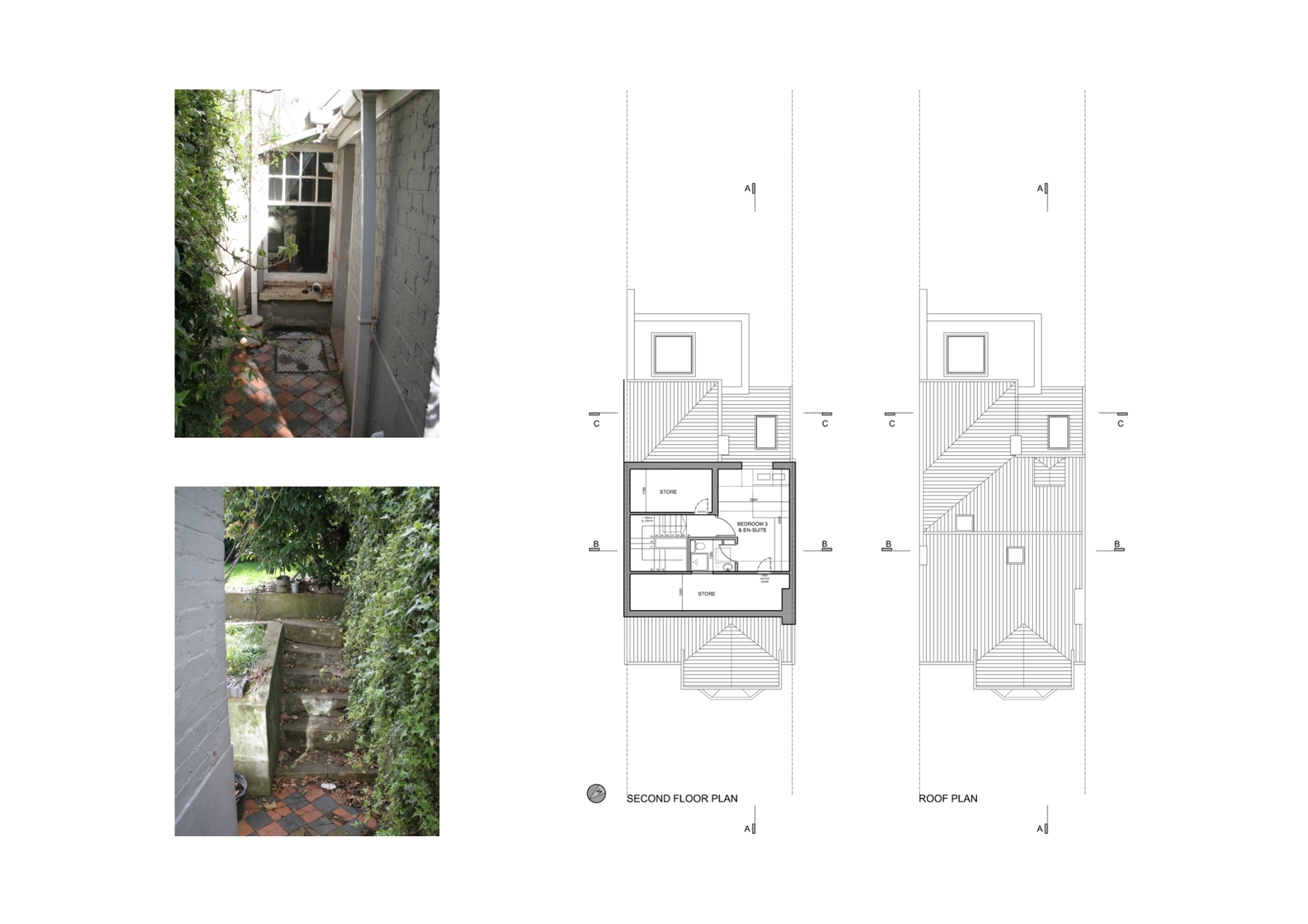 rchitect designed rear house kitchen extension Highgate Haringey N8 - ^