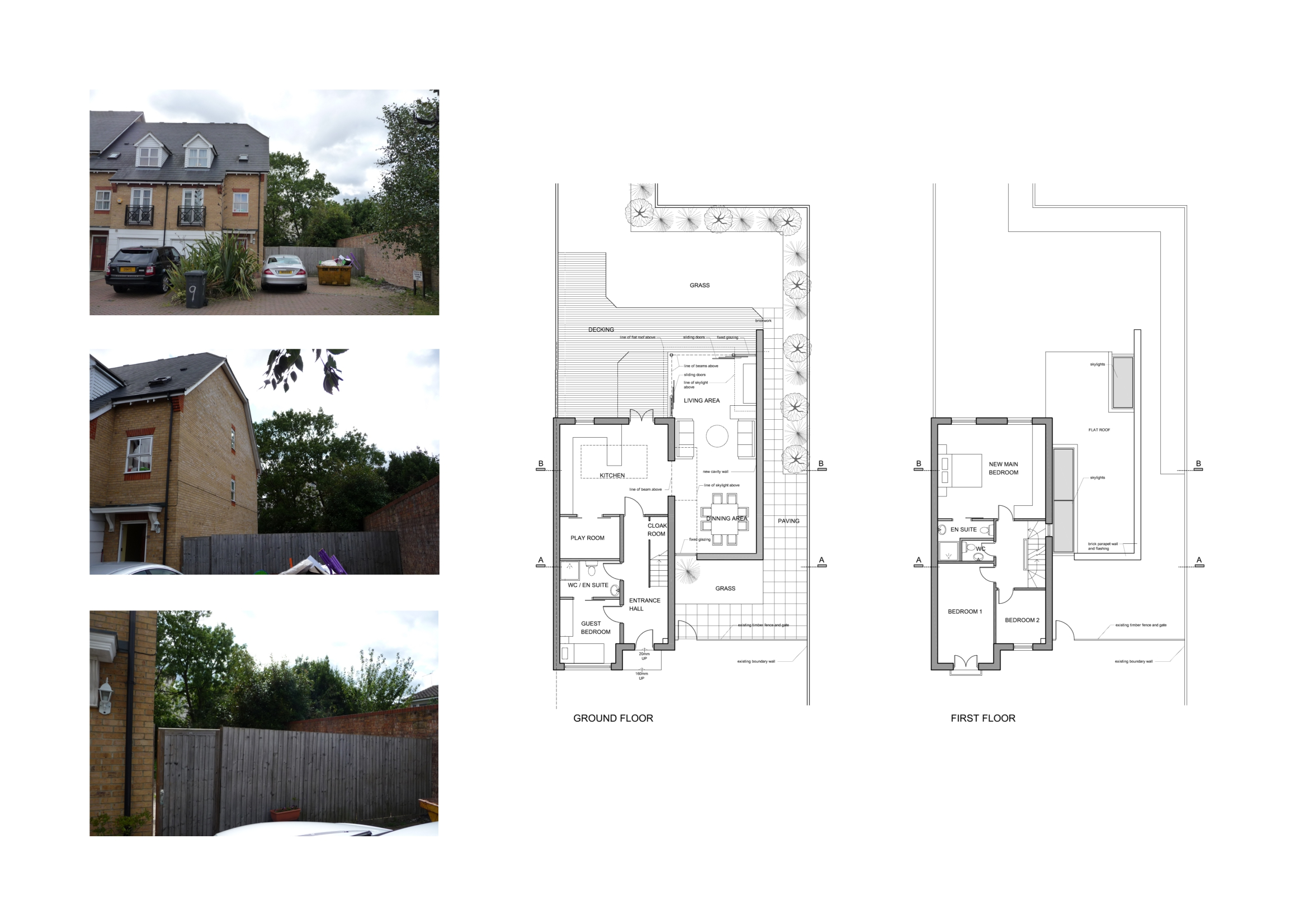 house extension ideas joy studio design gallery best pics photos semi detached house extension scott wallace