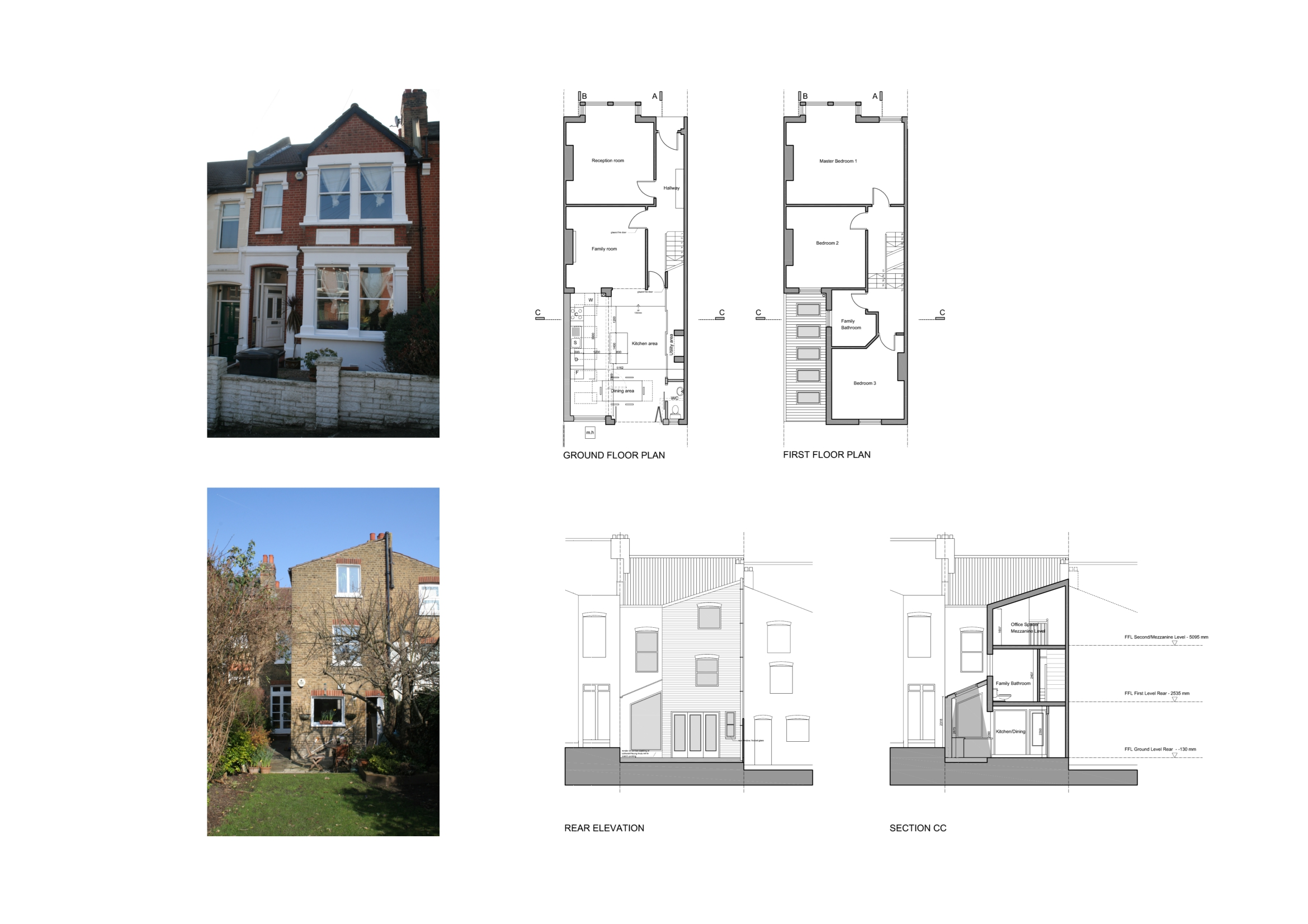 Victorian house side extension plans – House of samples - ^