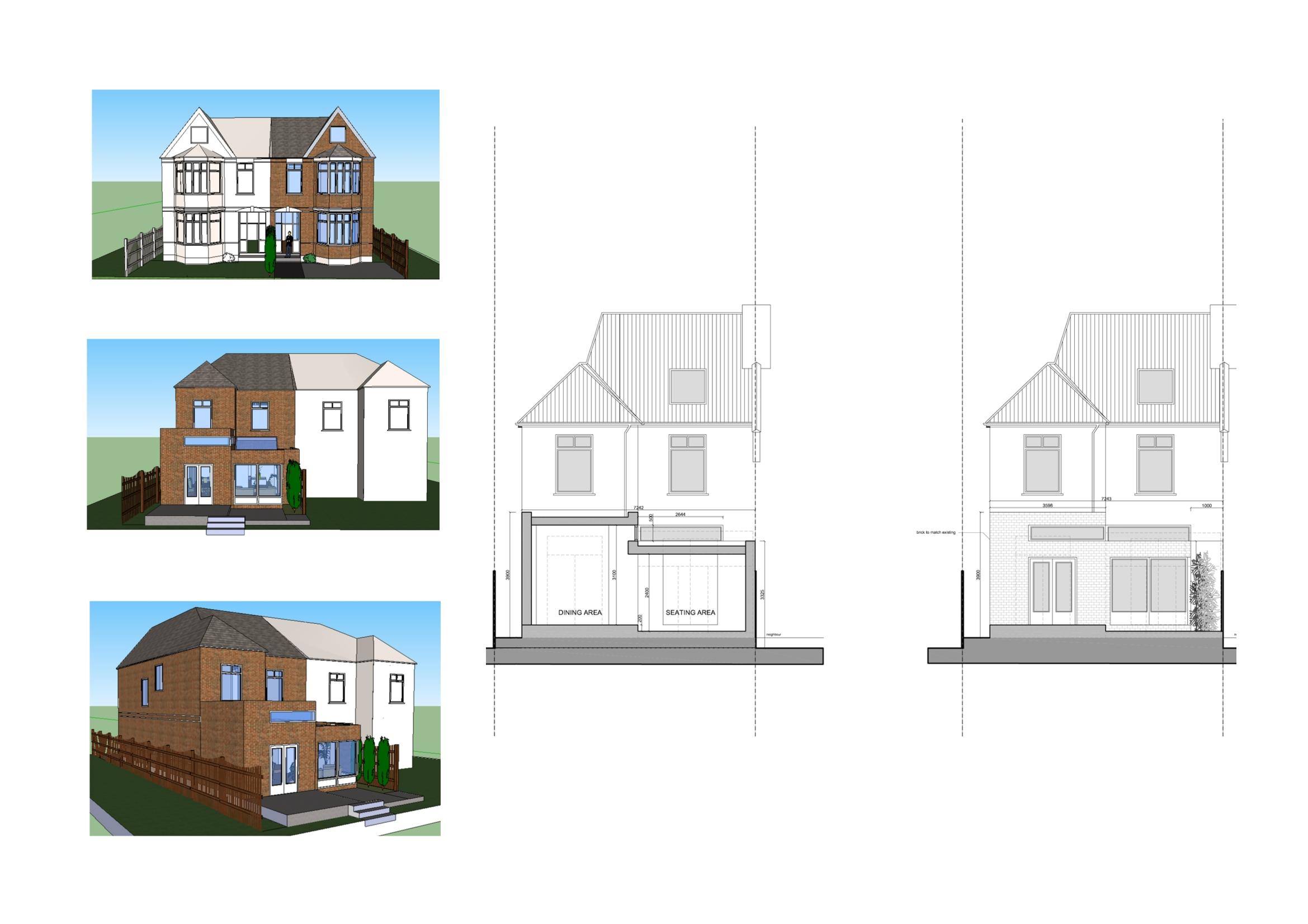 elevation design flats joy studio design gallery best