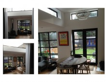 Grove Park, Lewisham SE12 - House rear extension - Internal photos