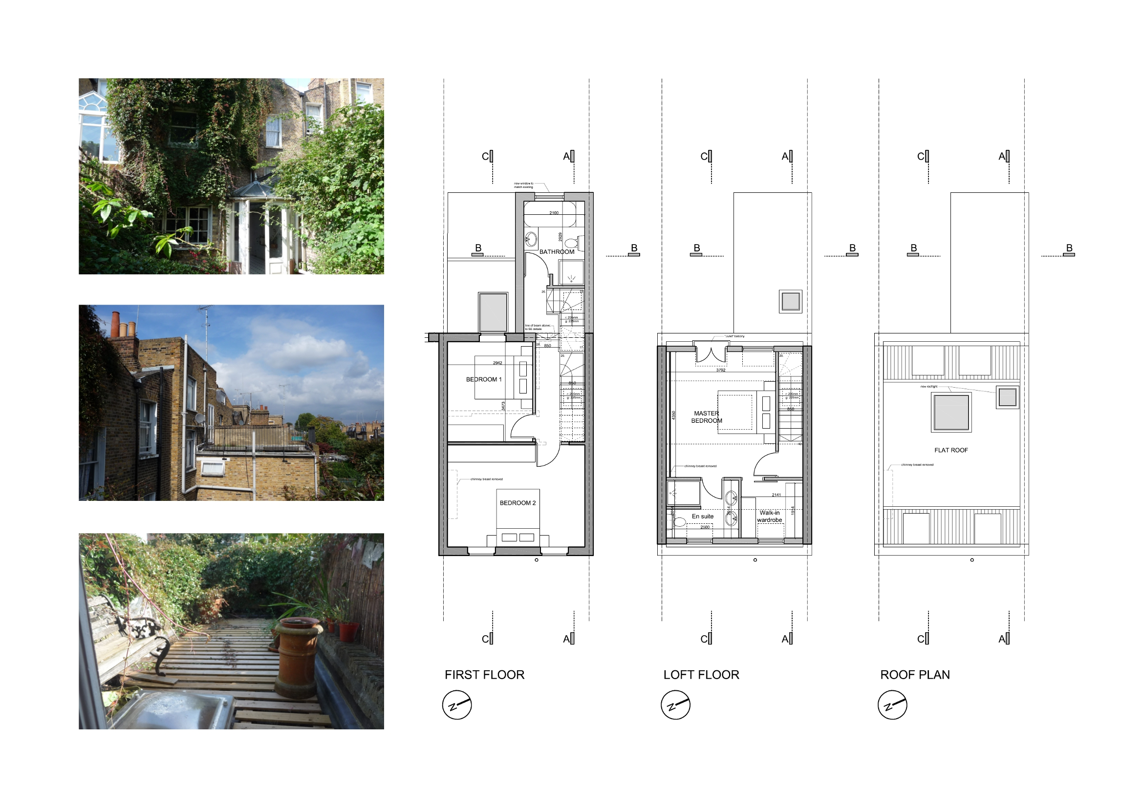 Image gallery house extension designs plans for House extension drawings
