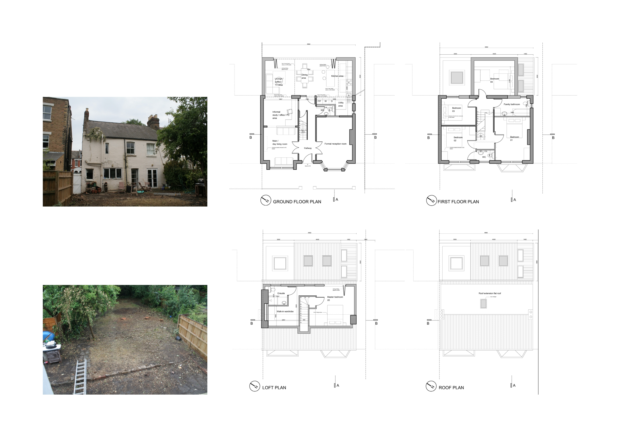 House Extension Project Plan Template And Home Design