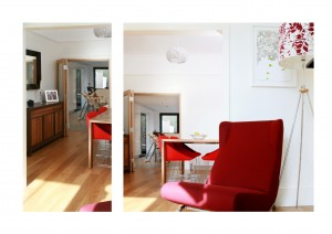 Highbury Islington N5 House extension Ground floor dinning and living areas 300x212 Highbury, Islington N5   House extension