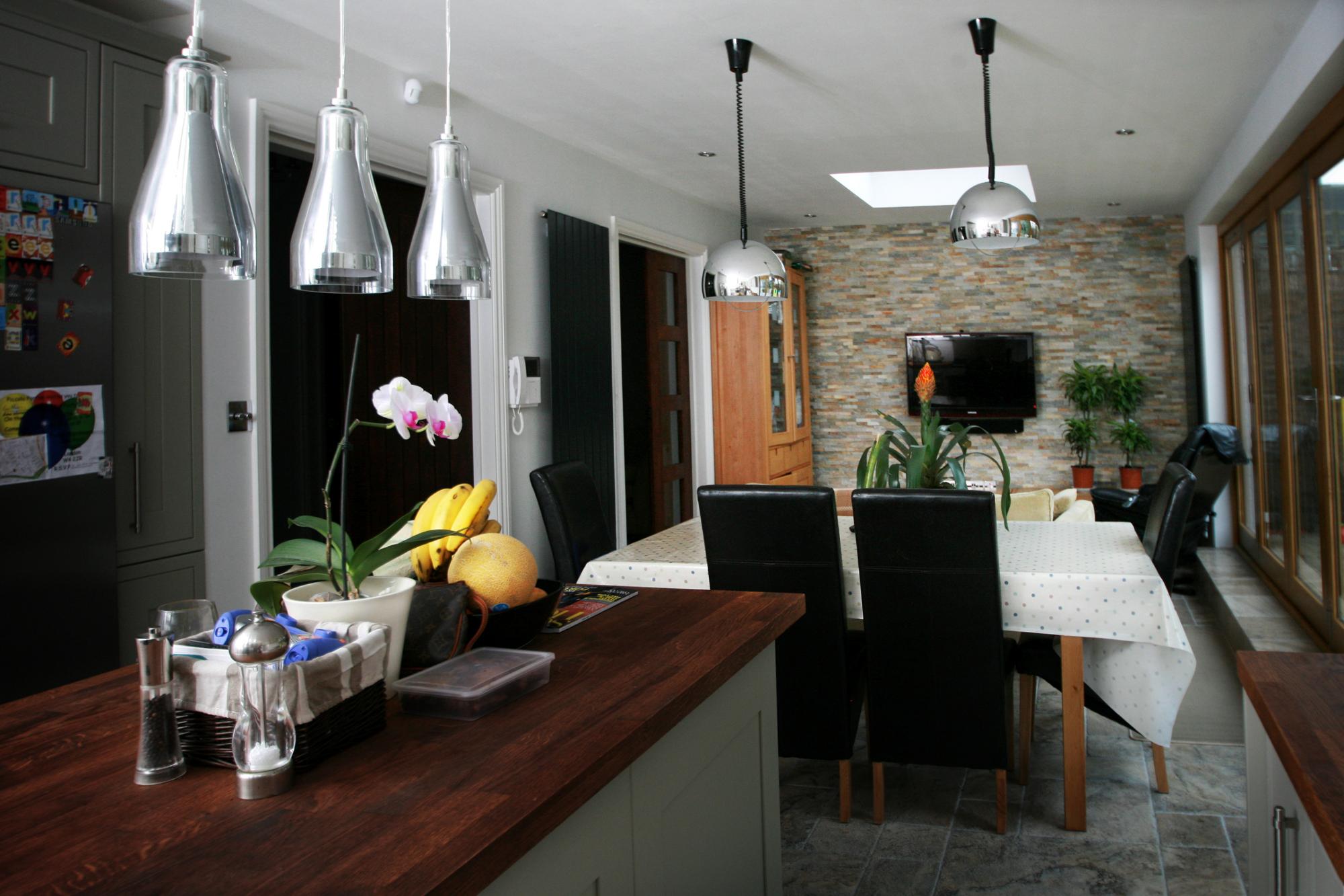 Kitchen extension chiswick hounslow w4 goastudio for Kitchen extension ideas uk