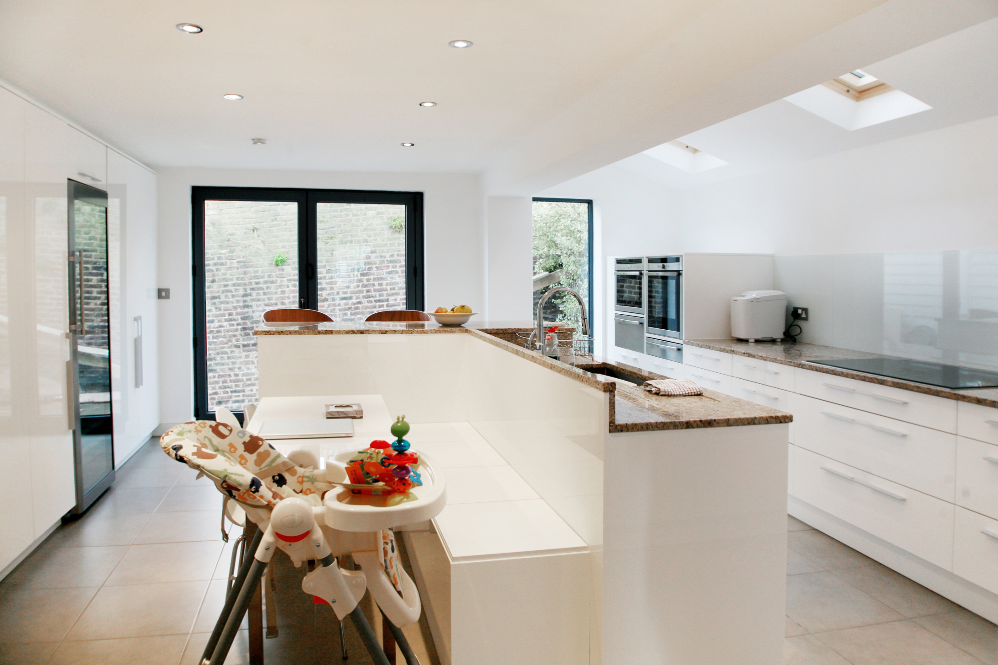Kitchen extensions architect designs and ideas for Kitchen ideas extension
