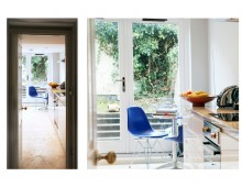 Angel, Islington EC1 - Listed house extension - Kitchen rear extension internal views