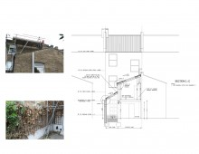 Clapham North, Lambeth SW4 - House extension - Technical section