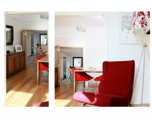 Highbury, Islington N5 - House extension - Ground floor dinning and living areas