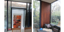 Canonbury N1 Islington house extension_Internal views as existing