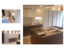 Architect designed Putney Wandsworth SW6 kitchen house extension - New kitchen units