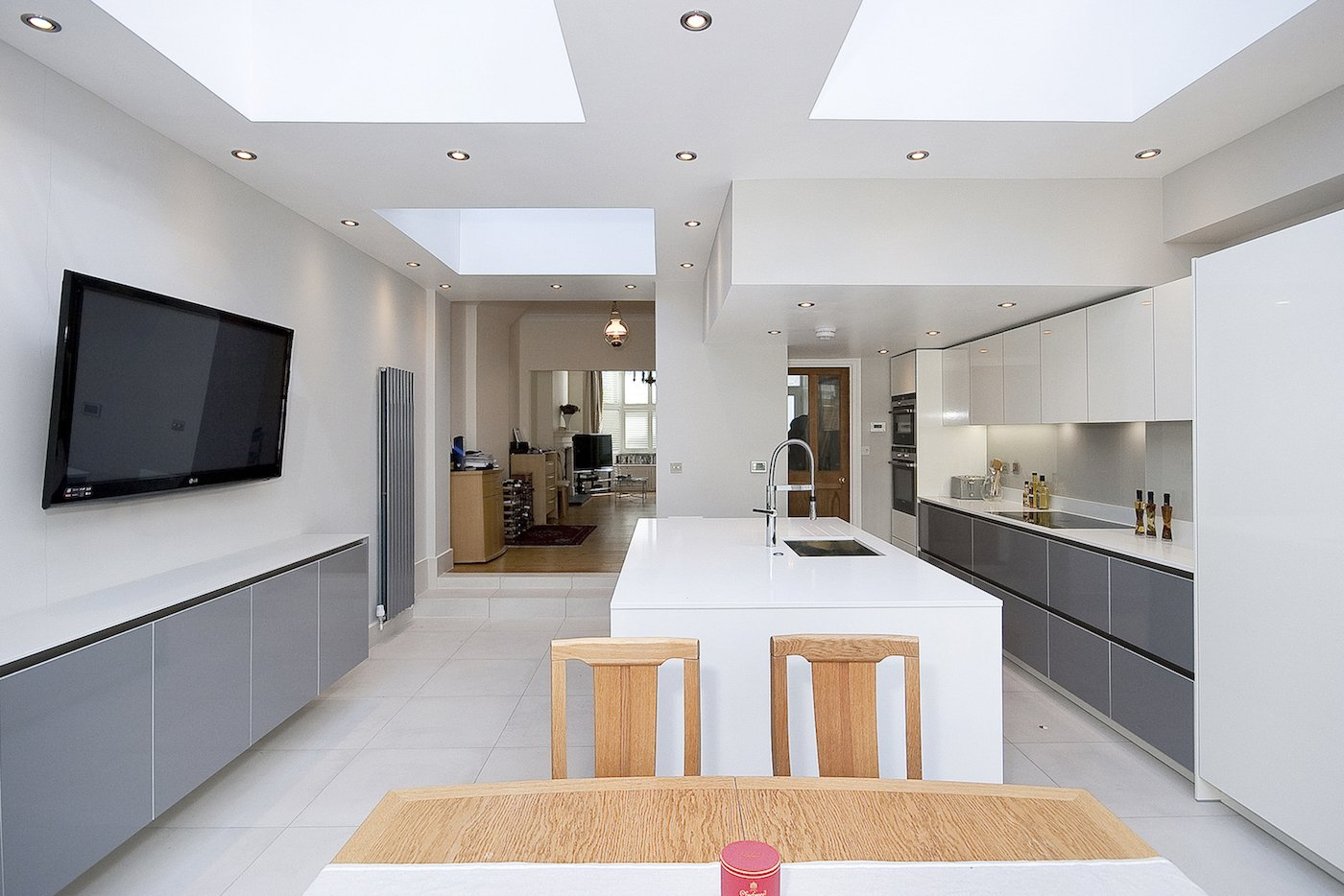 Architect designed Putney Wandsworth SW6 kitchen house extension Kitchen design 1 Kitchen extensions in London | Home design