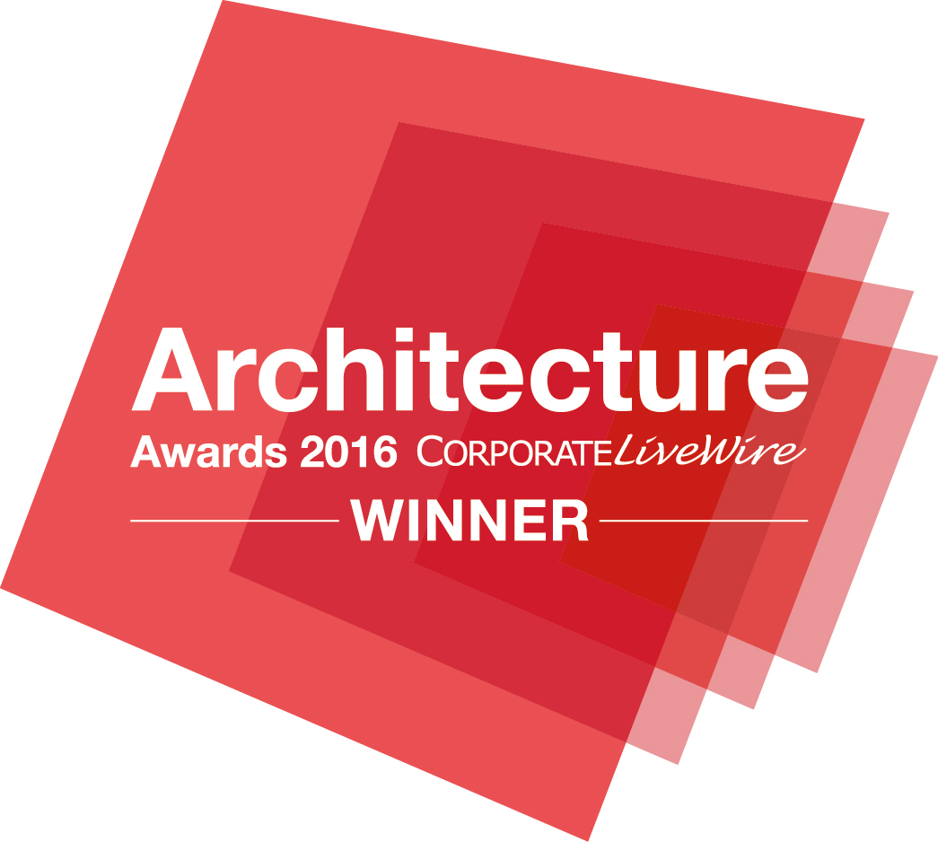 WINNER IN ARCHITECTURE AWARDS 2016 | CORPORATE LIVEWIRE | Most Outstanding Contemporary Residential Refurbishments UK