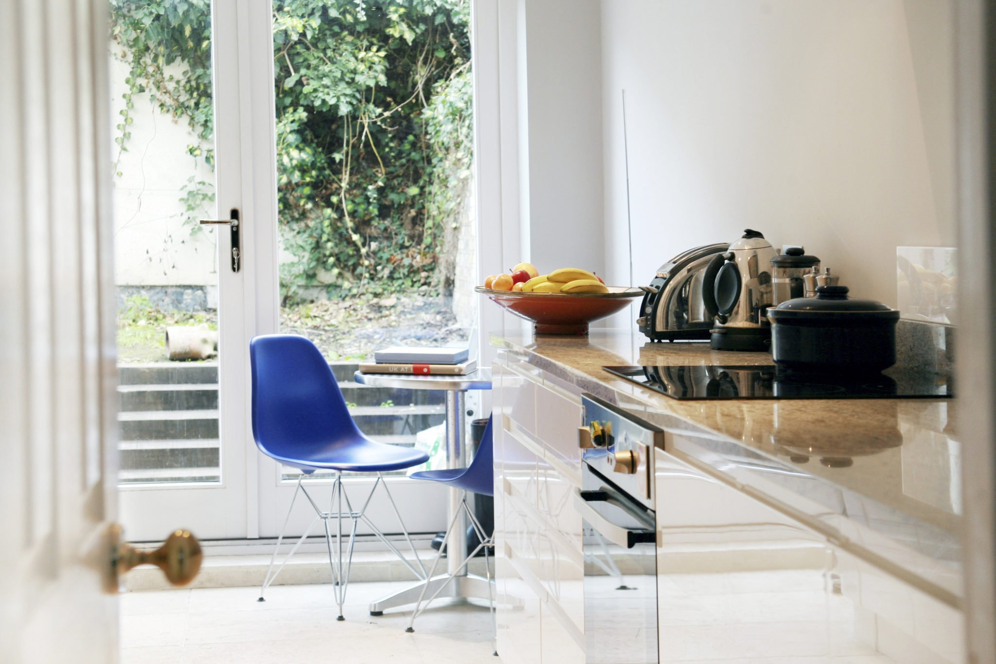 2. Angel Islington EC1 Listed house extension Kitchen rear extension internal views 1 Islington residential architect projects