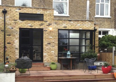 Grove Park Lewisham SE12 House rear extension External copy 400x284 Filterable Portfolio of Residential Architecture Projects