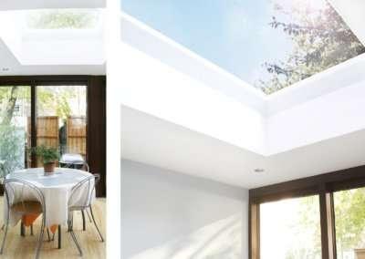 Kings Cross Camden NW1 House extension Internal views 2 copy 400x284 Portfolio Grid | GOA Studio | London Residential Architecture