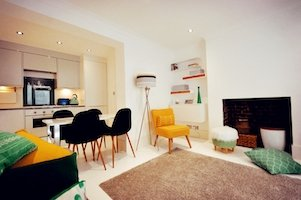 Paddington Westminster W2 Listed Building flat renovation Open plan layout 1 Filterable Portfolio of Residential Architecture Projects