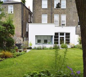 Architect designed Kilburn Brent NW2 kitchen house extension Extension idea 300x266 Kilburn, Brent NW2 | Garden flat extension