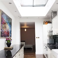 1. Warwick Avenue Westminister W9 Flat extension Kitchen design idea 2 Garden flat extensions in London | Home ideas
