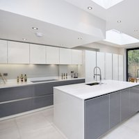 2. Architect designed Putney Wandsworth SW6 kitchen house extension Finishes and materials 1 Kitchen extensions in London | Home design