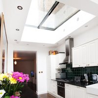 2. Architect designed flat extension Warwick Avenue Westminster W9 – Kitchen area Flat extensions in London | Home ideas