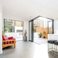 2. Herne Hill SE24 Rear house extension Kitchen Design Side extensions London | Home ideas