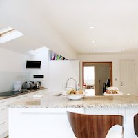 3. Architect designed house extension Highbury Islington N5 – Side kitchen extension Side extensions London | Home ideas