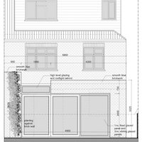 4. Architect designed rear house extension Highgate Haringey N6 Rear Elevation Contemporary extensions in London | Home ideas | GOA Studio