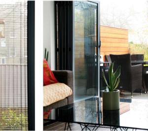 Architect designed house extension Brockley Lewisham SE4 Internal details 300x266 Brockley, Lewisham SE4 | House extension