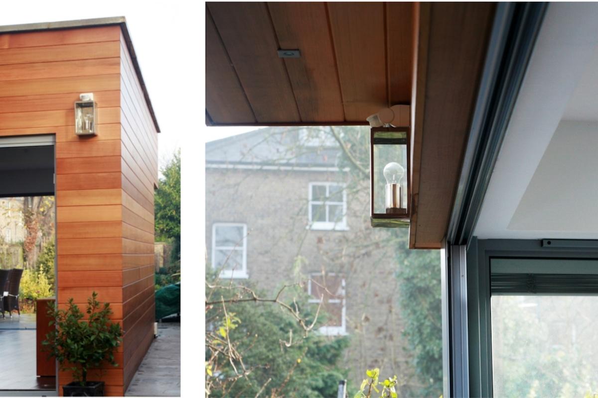 Architect designed house extension Brockley Lewisham SE4 Relationship of internal and external spaces 1200x800 Brockley, Lewisham SE4 | House extension