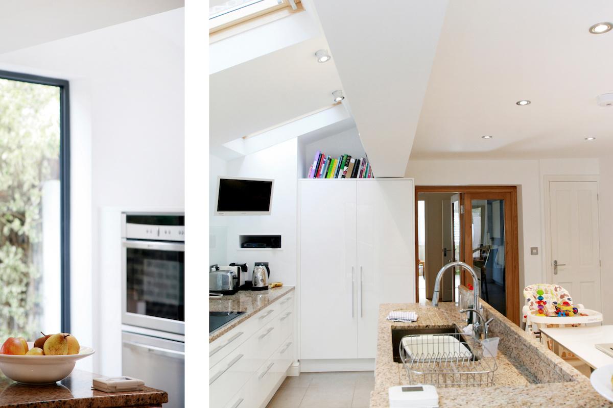 Architect designed house extension Highbury Islington N5 Kitchen and internal views 1200x800 Highbury, Islington N5 | House extension