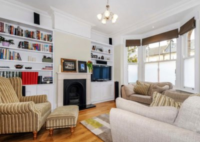 Architect designed rear house extension Herne Hill SE24 Lambeth Living room 1200x800 1 400x284 GOA Studio | London Residential Architecture