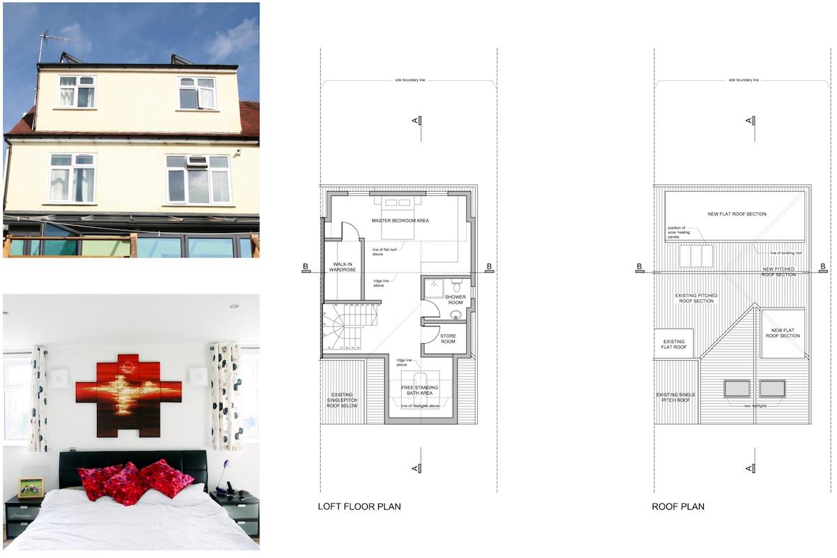 Golders Green Barnet NW11 House extension Design floor plans1 1200x800 Golders Green II, Barnet NW11 | House extension