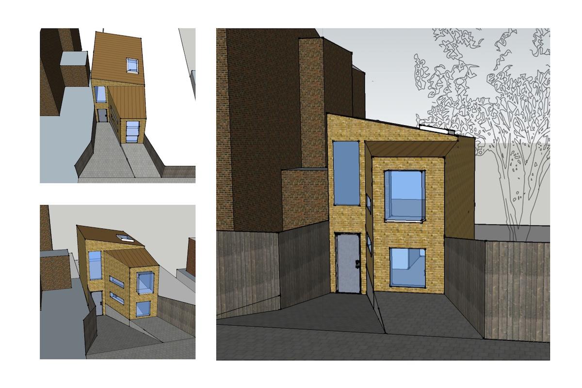 Highgate Haringey N8 Residential development feasibility study 3D images 1200x800 Highgate N8   Residential development feasibility study