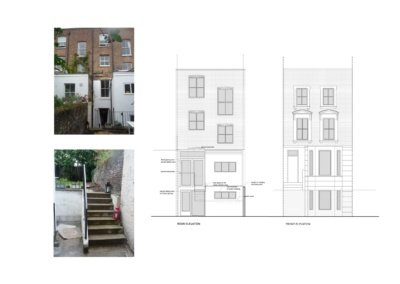 NW5 CHALK FARM 400x284 Filterable Portfolio of Residential Architecture Projects