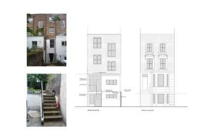 NW5 CHALK FARM 400x284 Portfolio Grid | GOA Studio | London Residential Architecture