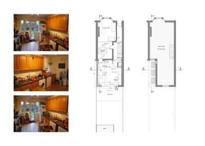 SOUTHFIELDS SW18 KITCHEN 400x284 Portfolio Grid | GOA Studio | London Residential Architecture