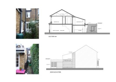 ST MARGARETS RICHMOND TW1 400x284 Filterable Portfolio of Residential Architecture Projects