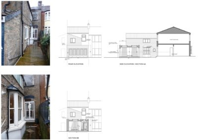 newham e7 400x284 Filterable Portfolio of Residential Architecture Projects