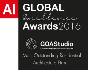 GOA Studio AI Global Excellence Awards 2016 Winners Logo 300x240 Words + Awards | GOA Studio