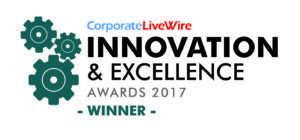 Innovation Winner 2017 300x140 Words + Awards | GOA Studio