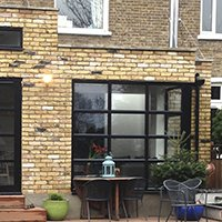 Grove Park Lewisham SE12 House rear extension External 200x200 Lewisham residential architect projects