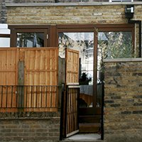 Kings Cross Camden NW1 House extension External view and detail 200x200 Finchley Road, Camden NW3 | Flat extension