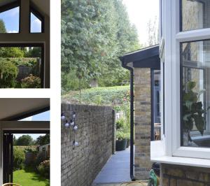 Nunhead Lewisham SE15 House kitchen extension – Long view 300x266 Nunhead, Lewisham SE15   House kitchen extension