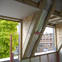Shepherd's Bush Hammersmith and Fulham W14 House extension – Site photo 200x200 Hammersmith Fulham residential architect projects