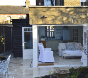 Enfield Chase EN2 Rear house extension refurbishment External view 300x266 Enfield Chase EN2|Rear house extension and refurbishment