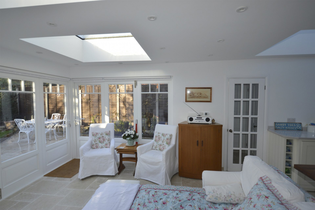 Enfield Chase EN2 Rear house extension refurbishment Living area 1200x800 Enfield Chase EN2|Rear house extension and refurbishment