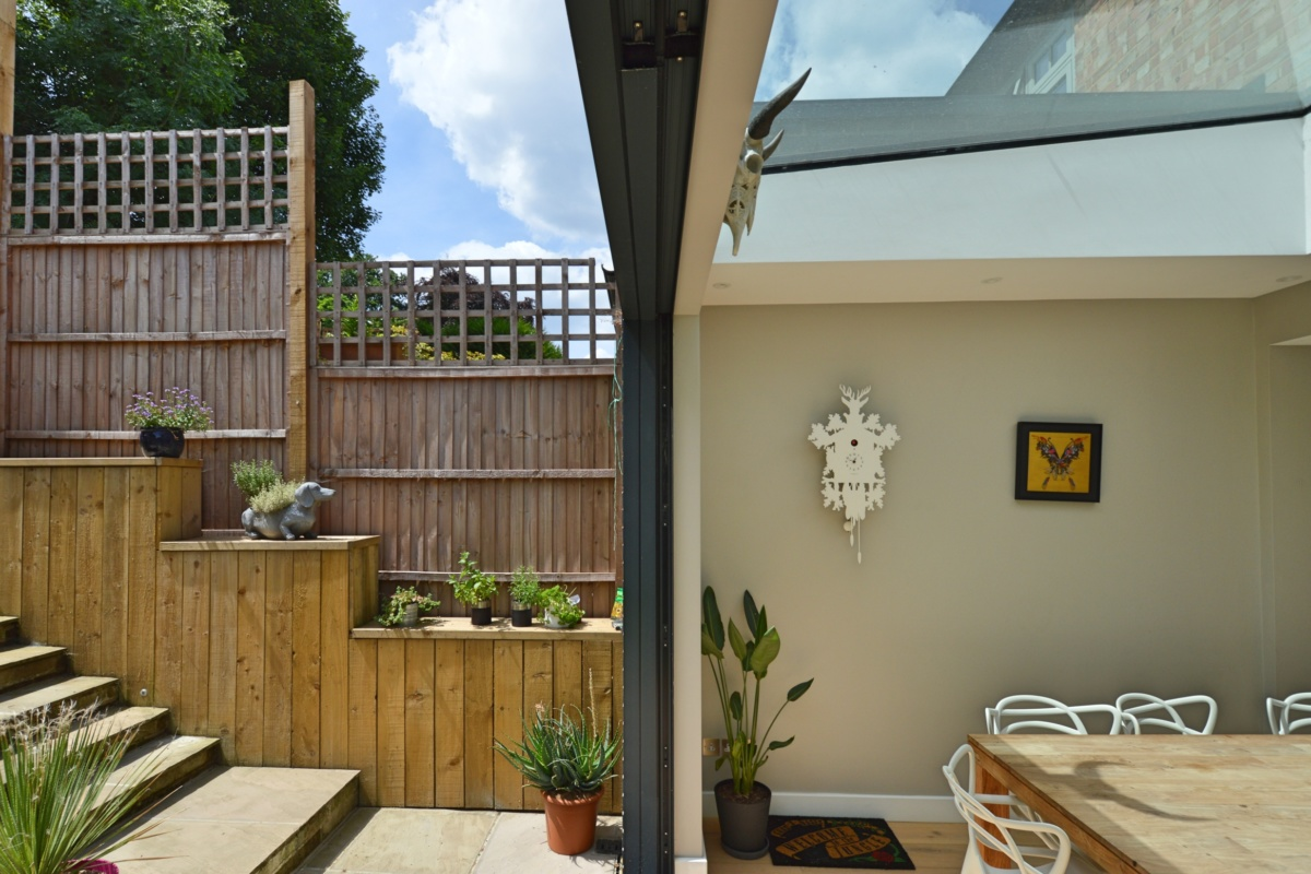 Architect designed rear house extension Highgate Haringey N6 – Inside out 1200x800 Highgate, Haringey N6 | Rear house extension