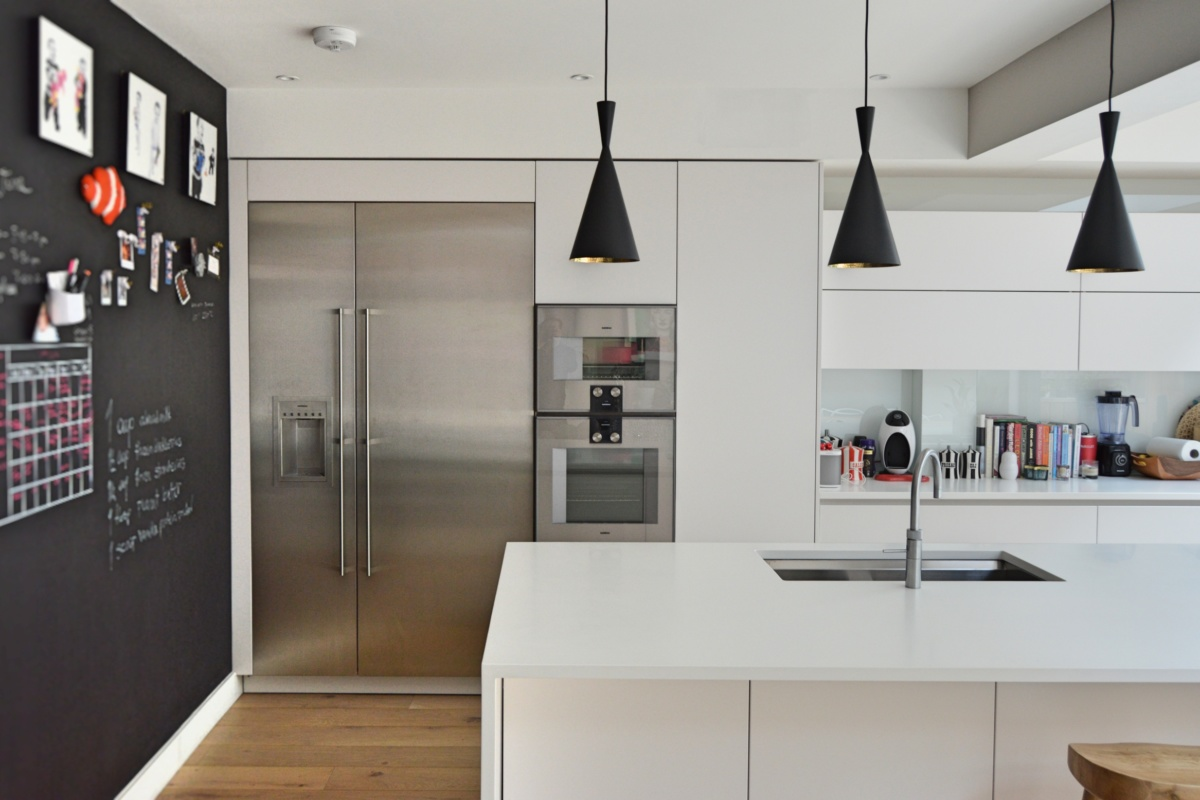 Architect designed rear house extension Highgate Haringey N6 – Kitchen area 1200x800 Highgate, Haringey N6 | Rear house extension